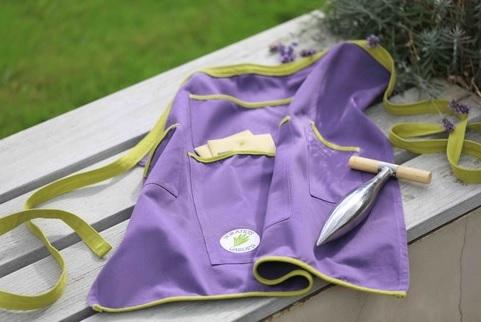Horatio's Garden apron