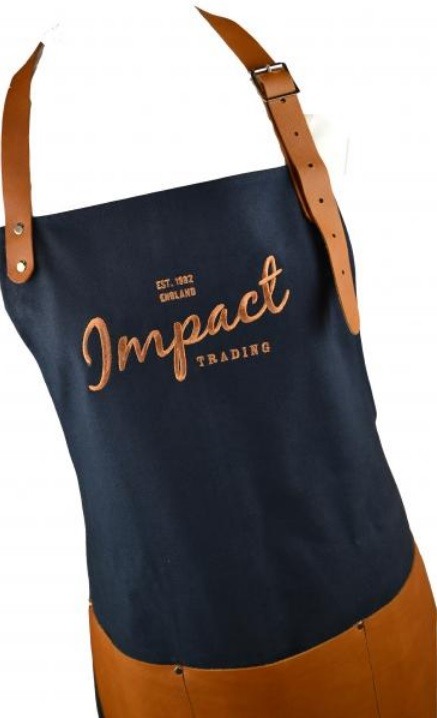'Made in Britain' Apron