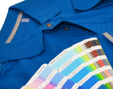 Supplier of pantone matched aprons, t shirts and polo shirts