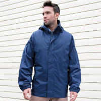 3-In-1 Quilted Jacket