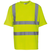 Hi Vis Short Sleeve T Shirt