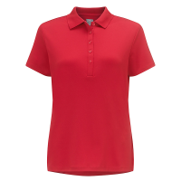 Womens classic chev solid polo