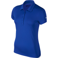 Women's victory solid polo