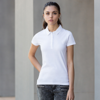 Womens fashion polo