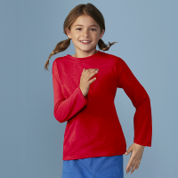 Performance Long Sleeve - Childrens