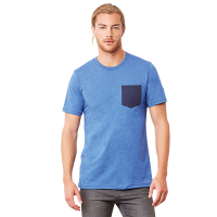 Heather pocket t-shirt