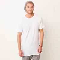 Long body urban t shirt