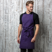 Bargear bar bib apron Superwash 60ºC unisex