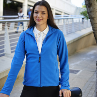 Womens Full-Zip Microfleece