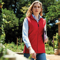 Womens Microfleece Bodywarmer
