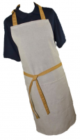 Linen Apron Made in Britain