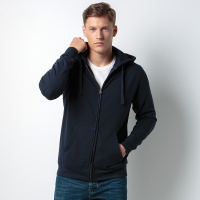 Klassic hooded zipped jacket Superwash 60°