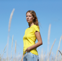 Fairtrade and Organic Ladies Classic T-shirt