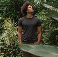 Regenerated Cotton Tulum Tee