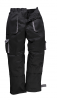 Contrast Work Trousers