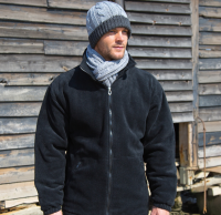 Padded Winter Fleece