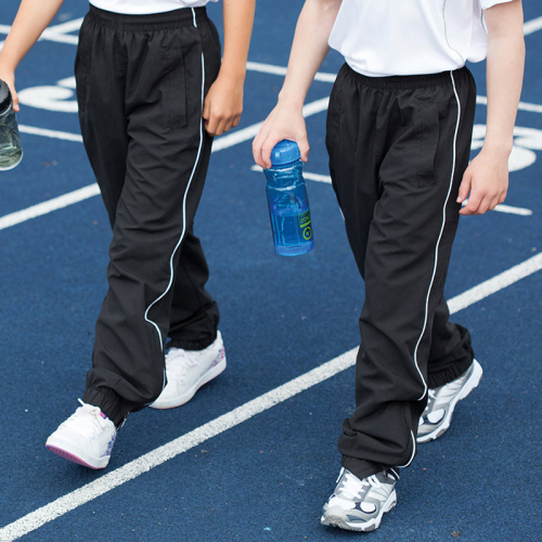 Kid's lined tracksuit pants