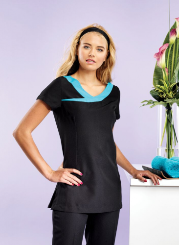 Ivy Tunic Contrast