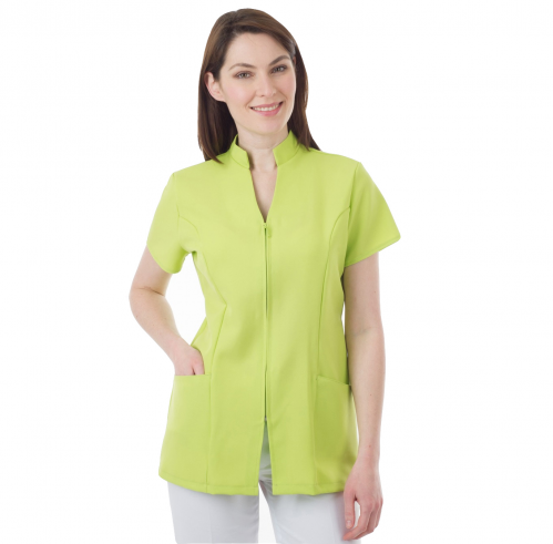 Active Stretch Zip Tunic