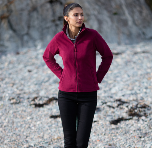 Womens microfleece
