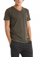Organic - V Necked Mens T Shirt