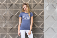 Feel good stretch T shirt