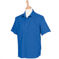 Antibacterial short sleeve shirt