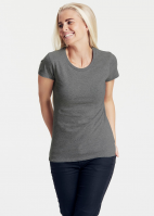 Fairtrade and Organic Ladies Fit T-shirt