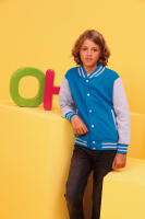 Childrens Varsity Jacket