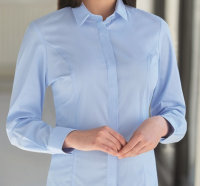 Trevi Long Sleeve Blouse