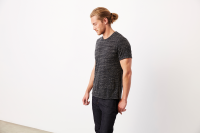 Marble & Speckled T Shirt- Mens