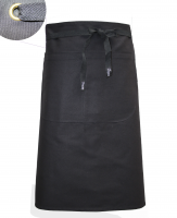 Canvas Waist Apron With Pocket
