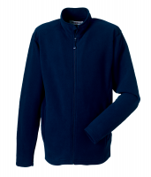 Full-zip microfleece