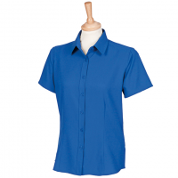 Women's antibacterial short sleeve shirt