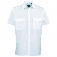 Short Sleeve Pilot Shirt