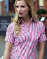 Liguria Short Sleeve Blouse