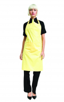 Colours Bib Apron-Pocket