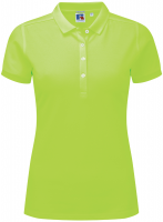 Womens Stretch Polo