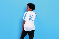 Childrens CONTRAST T Shirt