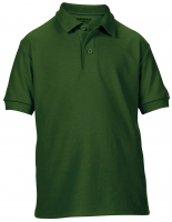 DryBlend youth double piqué polo