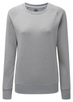 Womens HD raglan sweatshirt