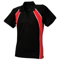 Womens Jersey Team Polo