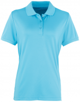 Coolchecker Womens Polo