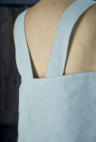 Japanese Apron British Linen & Cotton